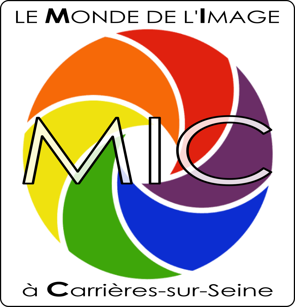 Le monde de l'image à Carrières/Seine